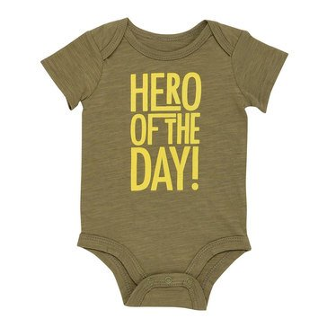 Baby Starters Newborn Hero Of The Day Onesie