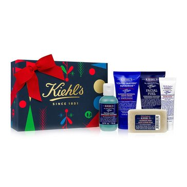 Kiehl's Men's On-The-Go Essentials