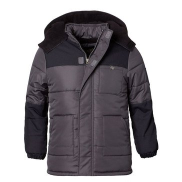 Toddler Boys iXtreme Puffer Coat