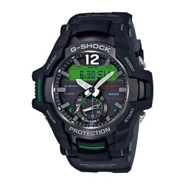 Casio Men's G-Shock GravityMaster Black/Grey Watch, 48mm