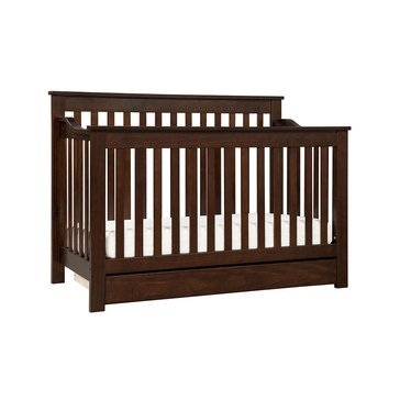 DaVinci Piedmont 4-in-1 Convertible Crib with Toddler Bed Conversion Kit
