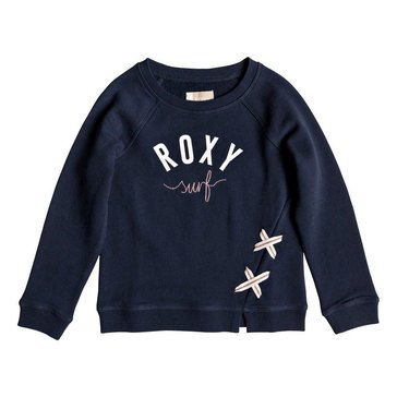 Roxy Little Girls' Ordinary Girl Fleece