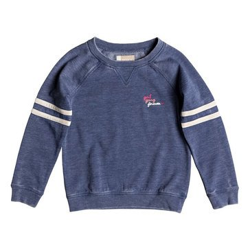 Roxy Little Girls' Up Here Girl Gang Fleece