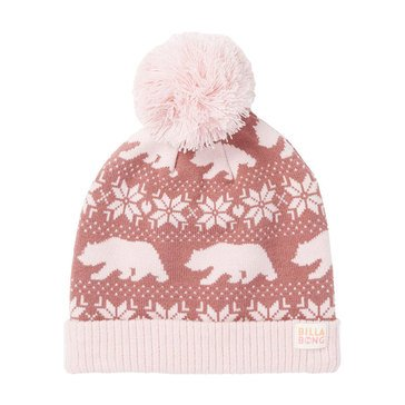 Billabong Girls' Snow Day Beanie