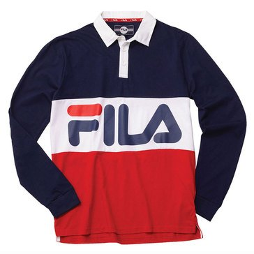 Fila Heritage Rugby Polo Shirt