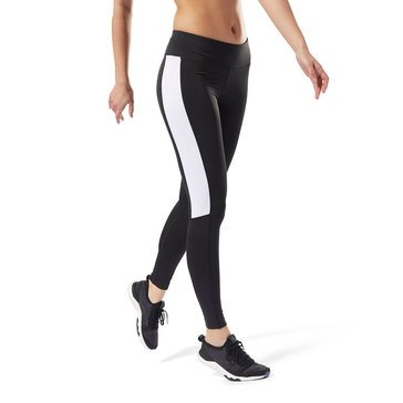 Reebok Women's Work Out Big Delta Tights extended sizes