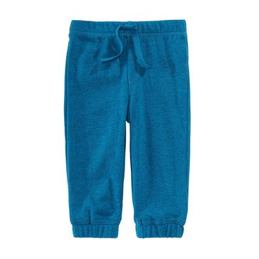 First Impressions Baby Boys' Cuff Marled Joggers