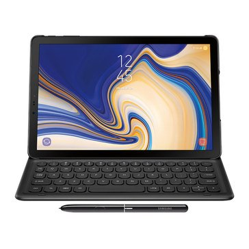 Samsung Tab S4 Bundle with Keyboard Bookcover