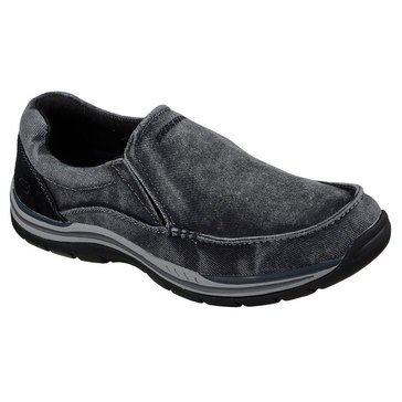 Skechers Men's Avillo Slip On Wide Fit