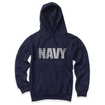 The Game Men's Classic Fleece USN Deckplate Sublimated Hoodie
