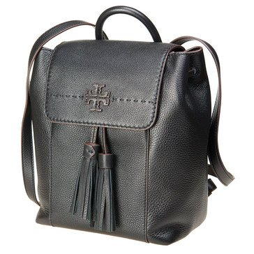 Tory Burch McGraw Backpack Black