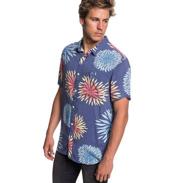 Quiksilver Men's Variable Short Sleeve Woven Shirt