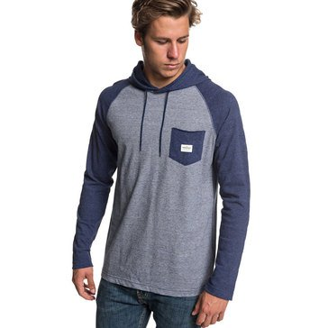 Quiksilver Men's Michi Hood Long Sleeve Knit Top