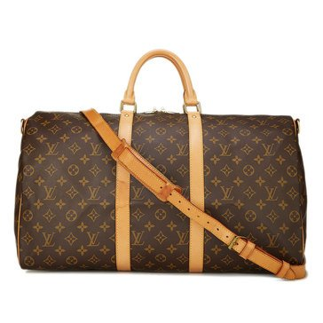 Louis Vuitton Monogram Keepall Bando 50