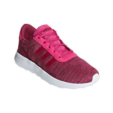 Adidas Girls Lite Racer K Shoe (Little Kid)