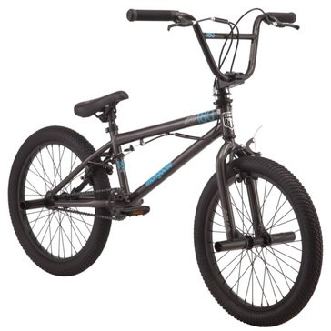 Mongoose Grid 180 Freestyle Boys 20 Charcoal