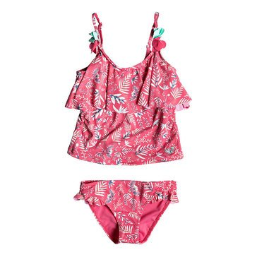 Roxy Little Girls' Bali Dance Tankini Set