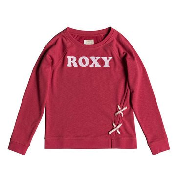 Roxy Big Girls' Its A Dream Fleece Pullover