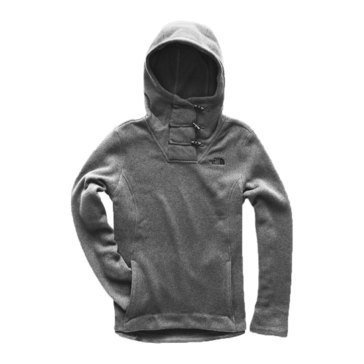 The North Face Women's Crescent Hooded Pullover extended sizes