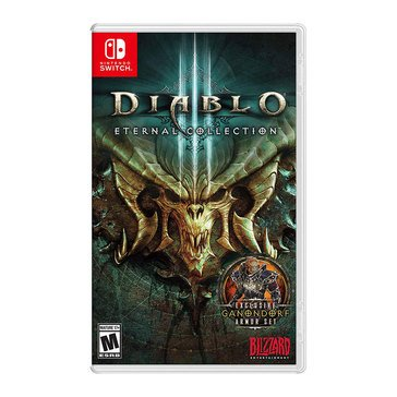 Switch Diablo 3 Eternal Collection