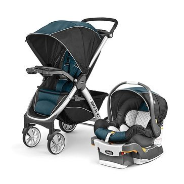 Chicco Bravo Trio 3-in-1 System, Lake