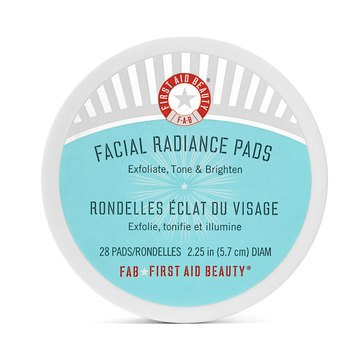 First Aid Beauty Facial Radiance Pads Beauty To Go 28 pads