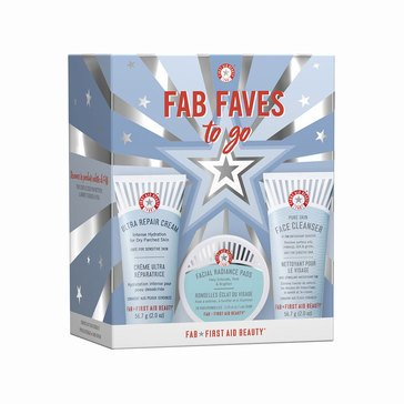 First Aid Beauty Faves to Go Kit