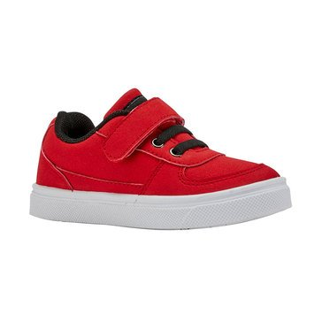 Oomphies Boys Ethan Strap Low Sneaker (Toddler/Little Kid)