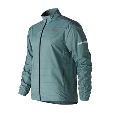 New Balance Men's Reflective Packable Jacket