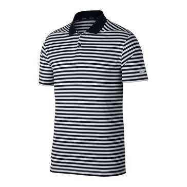 Nike Golf Men's Dry-Fit Victory Striped Polo