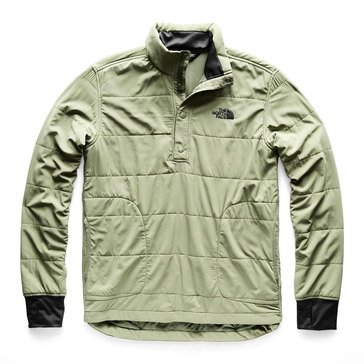 The North Face Men's Mountain Sweatshirt Quarter Snap