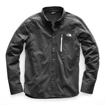 The North Face Men's Alpenbro Long Sleeve Woven Shirt