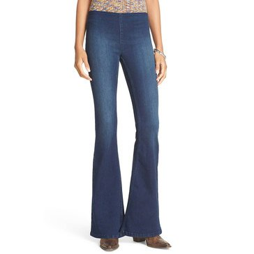 Free People Women's Flare Penny Pullon Jeans