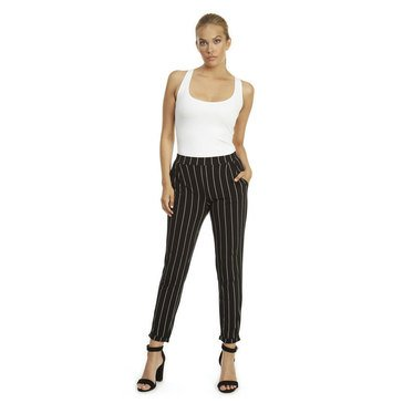 DEX Women's Striped Pants