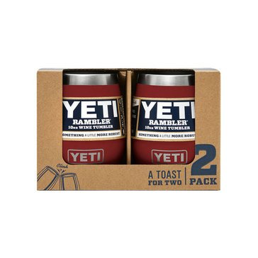 YETI 10 Oz Rambler Wine 2-Pack