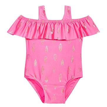 First Impressions Baby Girls' Ice Cream One Piece