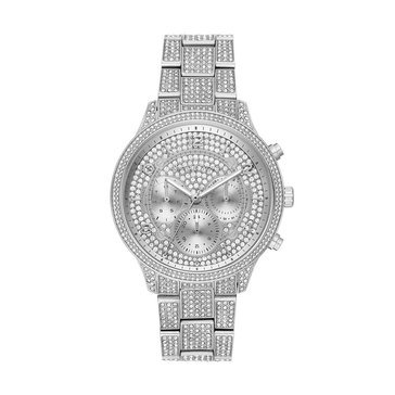 Michael Kors Women's Runway Stainless Steel Bracelet Watch, 43mm