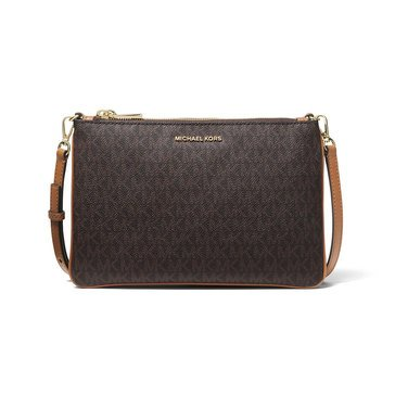 Michael Kors Large Double Pouch Crossbody