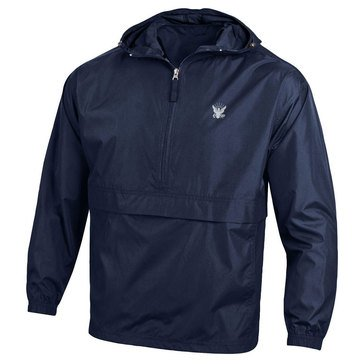 Champion Men's USN Pack-n-Go Chief Windbreaker