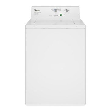 Whirlpool 3.3-Cu.Ft. White Commercial Top Load Washing Machine (CAE2795FQ)