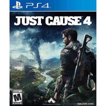 PS4 Just Cause 4 Day 1 Edition