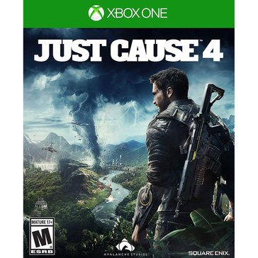 Xbox One Just Cause 4 Day 1 Edition