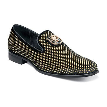 Stacy Adams Swagger Mens Dress Slip On