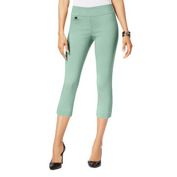 Alfani Women's Pull-On Capri Pants