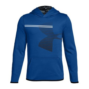 Under Armour Big Boys' Armour Fleece Highlight Hoodie