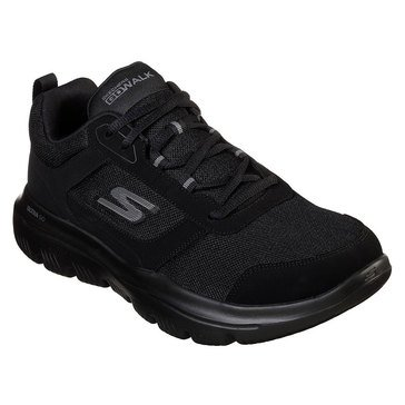 Skechers Men's Go Walk Evolution Lace Wide Walking Sneaker