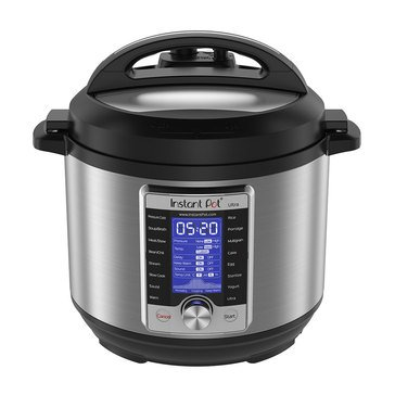 Instant Pot Ultra 6-Quart 10-in-1 Multi-Use Programmable Pressure Cooker (IPULTRA60)