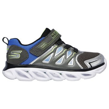 Skechers Boys Hypno Flash 3.0 Sneaker (Little Kid)
