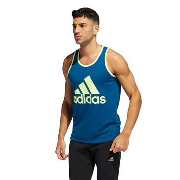 Adidas Men's Badge Of Sports Classic Tank