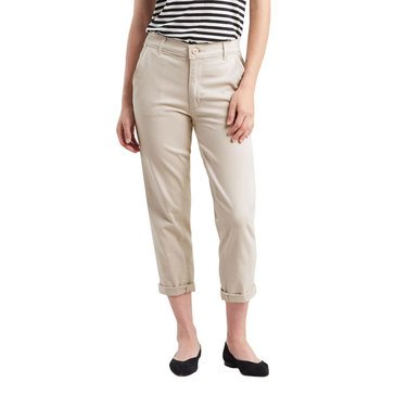 Levi's Women's Classic Cropped Chinos